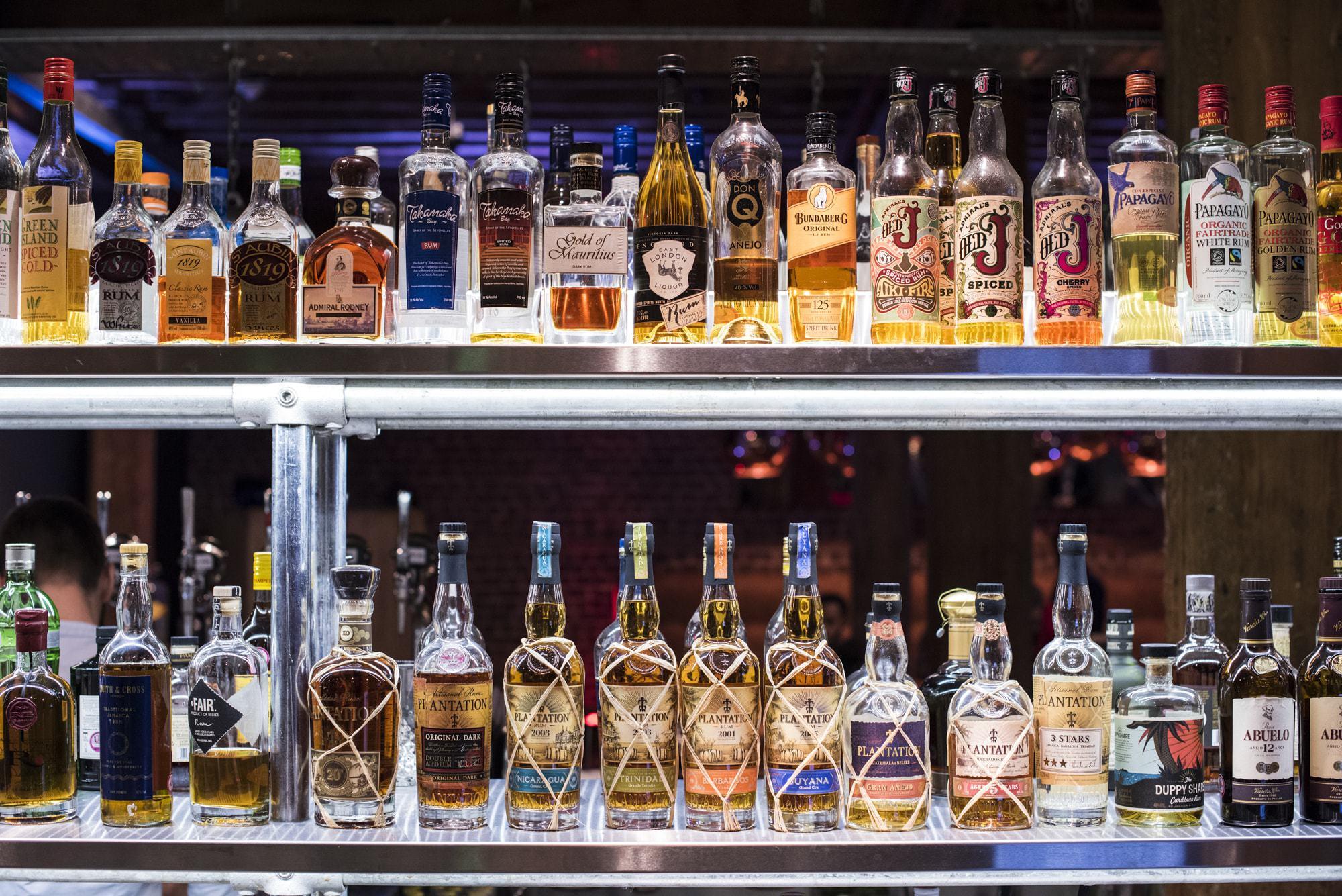 Rum & Sugar | Cocktail bar & bar west India quay Canary Wharf